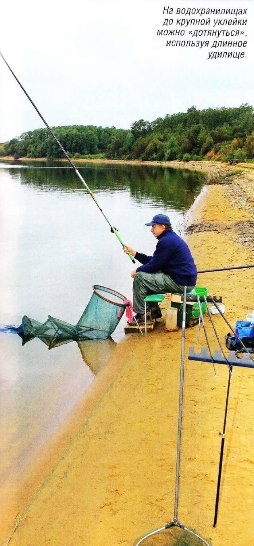 рыбалка как ловить уклейку