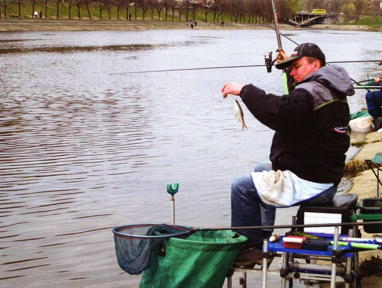 прикорм для ловли на реке